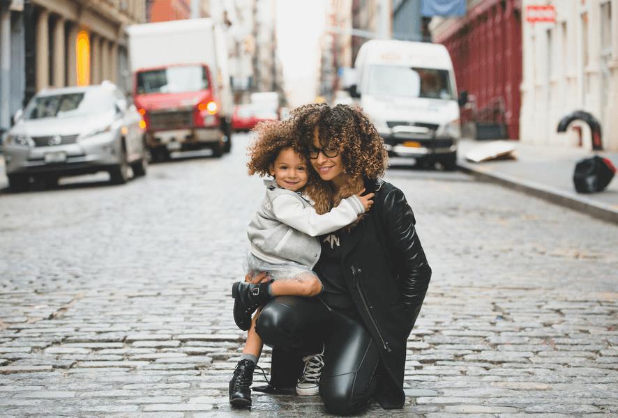 Matki i córki.